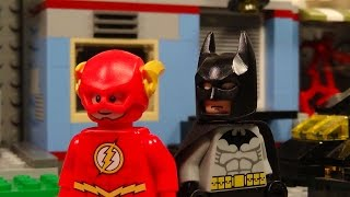 getlinkyoutube.com-Lego Batman and Flash Team Up
