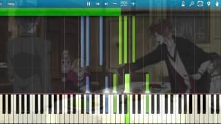 getlinkyoutube.com-[Synthesia] Diabolik Lovers More Blood OST - Quiet Hours (Piano) [Diabolik Lovers]