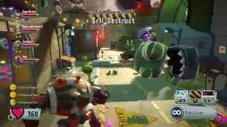 getlinkyoutube.com-Plants vs. Zombies Garden Warfare 2 Gameplay Reveal | E3 2015