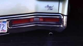 getlinkyoutube.com-1972 Pontiac Grand Prix Walk around