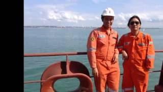 getlinkyoutube.com-Deck Cadet's Life Onboard a Tanker Vessel