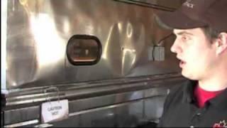 getlinkyoutube.com-How a Maple Syrup Evaporator Works - Tour of Sweet Maples Sugarhouse Syrup Evaporator