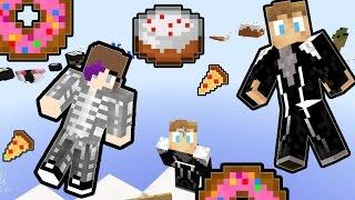 getlinkyoutube.com-Minecraft / Food Parkour Map / Radiojh Audrey Games
