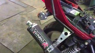 getlinkyoutube.com-カワサキ ZRX 400 15年振りに エンジン 始動 復活 キャブ 洗浄