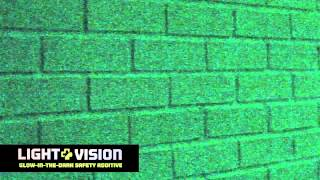 Light Vision ~ Glow-in-the-Dark Safety Additive ~ NEW from Zolatone!