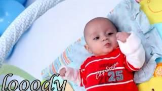 getlinkyoutube.com-Toyor Al Jannah - Mama Jabet Baby