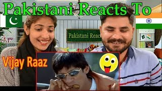 Pakistani Reacts To | Vijay Raaz All Comedy Scenes Run Movie HD - Kauwa Biryani width=