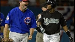 getlinkyoutube.com-2003 NLCS Game 3 - Cubs 5, Marlins 4 (11 innings) - 10/10/2003 Part 4