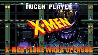 getlinkyoutube.com-X-MEN CLONE WARS OPENBOR