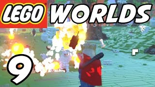 getlinkyoutube.com-LEGO Worlds - E09 - Weapons of Mass Destruction! (Gameplay Playthrough 1080p60)