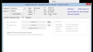 getlinkyoutube.com-Transfer Gems Dragon City on Dit Lep Xep Desktop Tool