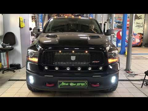 Dodge Ram 1500 Bi-Led Optima Pro + динамические поворотники