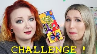 getlinkyoutube.com-Bean Boozled Challenge + bloopers - RLM i Agnieszka Grzelak