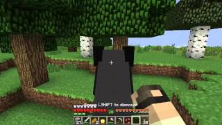 getlinkyoutube.com-Minecraft Mod Project Zulu Part 6 หมู่บ้าน NPC ที่รัก