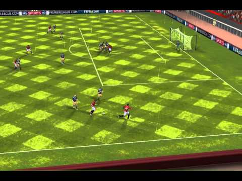FIFA 13 iPhone/iPad - Manchester Utd vs. RB Salzburg