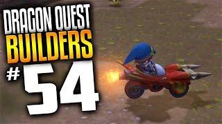 getlinkyoutube.com-Dragon Quest Builders Gameplay - Ep 54 - Bashmobile Rocket Car! (Lets Play Dragon Quest Builders