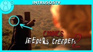 Errores de peliculas Jeepers Creepers 2 (el demonio 2) critica review