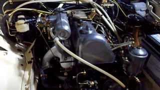 76 Mercedes 240D W115 - Restoration under the hood!