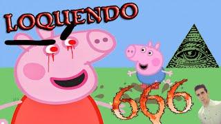 getlinkyoutube.com-La Familia Retrasada   Loquendo - Peppa Pig [PARODIA]