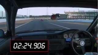 """getlinkyoutube.com-シビック EG6 鈴鹿サーキット 2'24""""906 車載動画(civic EG6)"""