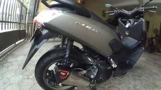 getlinkyoutube.com-Fabulous Sound R9 Assen for Yamaha N-MAX