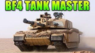 getlinkyoutube.com-Battlefield 4 Masters: The Best Tank Driver, Bijuu Destroys ALL!