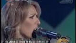 getlinkyoutube.com-Celine Dion  - Alone (in tears, very emotional)