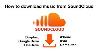 getlinkyoutube.com-How to download SoundCloud music for offline playback