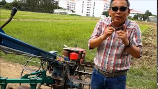 getlinkyoutube.com-รถไถเดินตามติดผาน สอง จาน
