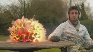 getlinkyoutube.com-Watermelon explosion: Amazing Slow Mo Guys video in super slow motion