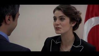 مراد و ليلى اول لقاء مشهد يجنن من وادي الذئاب الجزء 5 الحلقة 17