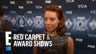 """getlinkyoutube.com-Aubrey Plaza Jokes About 'R-Rated' """"Parks and Rec"""" Reunion 