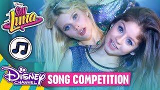 getlinkyoutube.com-SOY LUNA - Song Competition - Die Serie im DISNEY CHANNEL