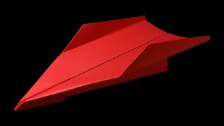 getlinkyoutube.com-How to make a Paper Airplane that FLIES 10000 FEET - BEST Paper Airplane in the World | Carny+