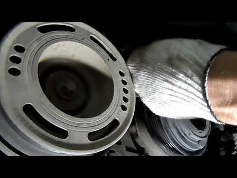 Замена ремня грм, сальников р\валов на Chevrolet Aveo, Opel Astra(H Z16xre, f16d4)