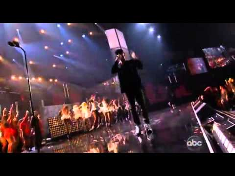 Swizz Beatz, Chris Brown &amp; Ludacris 2012 American Music Awards Performance