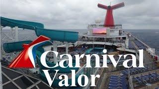 getlinkyoutube.com-Carnival Valor 2016 Tour & Review with The Legend