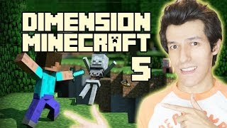 getlinkyoutube.com-UNA NOCHE DE TERROR | DIMENSION MINECRAFT | EPISODIO 5 | JUXIIS