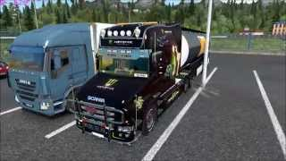 getlinkyoutube.com-Ets2 1.16.3.1s sound V8 Scania