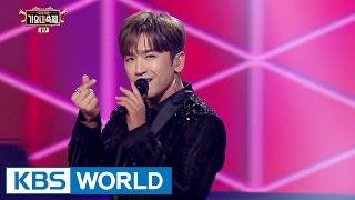 getlinkyoutube.com-SHINHWA - Brand New (with.EXID) / Perfect Man [2016 KBS Song Festival / 2017.01.01]