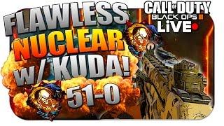 """getlinkyoutube.com-★COD: BO3 - Insane """"NUCLEAR"""" Gameplay w/ """"KUDA"""" SMG! - LiVE! ★ (Black Ops 3: Nuclear!)"""