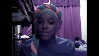 getlinkyoutube.com-3 Ways to Rock A Twisted Turban Pony Hijab and/or Headwrap