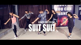 Suit Suit Karda Dance Video | Hiphop | Hindi Medium | Vicky Patel Choreography #Tutorial_soon