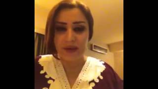 getlinkyoutube.com-الفنانة الاء حسين و مشكلة الفيس بك 2012