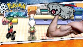 getlinkyoutube.com-神奇寶貝 終極紅寶石 與 始源藍寶石 Nuzlocke Gameplay - Epidsode 6 - 鍛練肌肉的閃光鐵啞鈴!