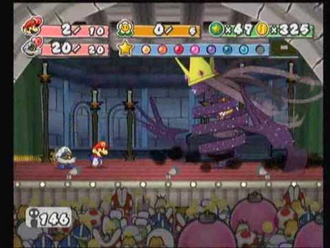 Favorito de la saga de Paper Mario. 0