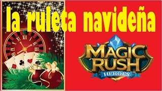 getlinkyoutube.com-MAGIC RUSH : LA RULETA NAVIDEÑA