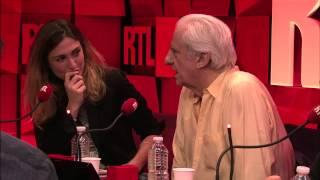 getlinkyoutube.com-Julie Gayet & Michel Aumont : Les rumeurs du net du 03/09/2013 dans A La Bonne Heure - RTL - RTL