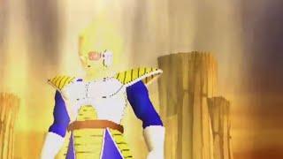 getlinkyoutube.com-Dragon Ball Z Budokai 1 - Story Mode - Vegeta, Saiyan Prince [Super Saiyan?] (Part 6) 【HD】
