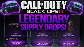 getlinkyoutube.com-BLACK OPS 3 LEGENDARY SUPPLY DROPS! BLACK OPS 3 LEGENDARY GEAR & LEGENDARY CAMOS! (BO3 Legendary)